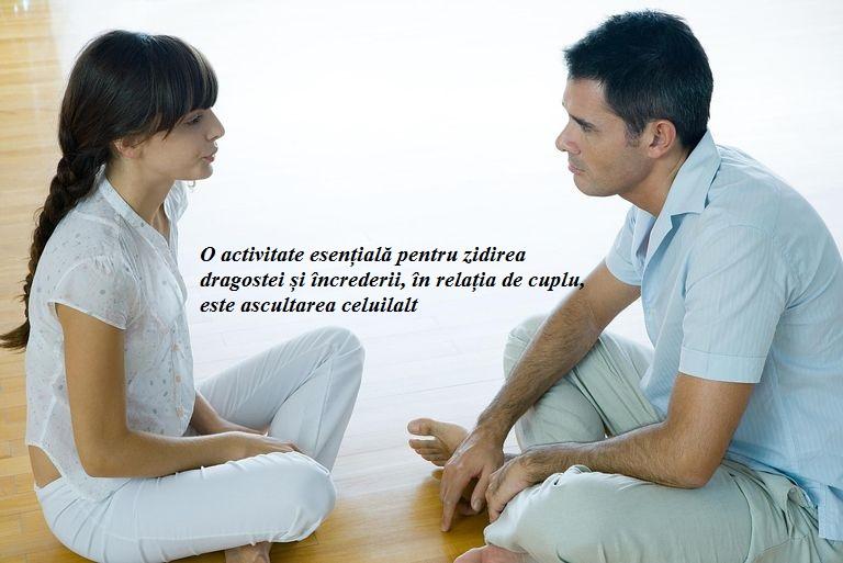 bun ascultător - Un minut pentru relația ta – Mai 16 - cum să devii un ascultător mai bun