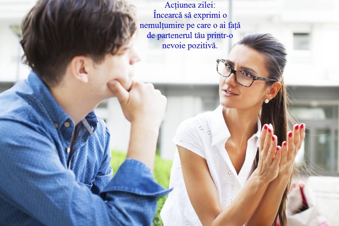 cearta constructiva - Un minut... pentru relația ta – Mai 23- Transformă critica în dorințe