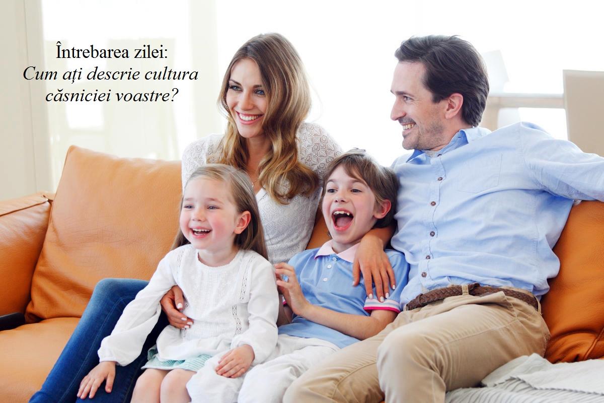 culturafamiliei - Un minut... pentru relația ta – Iunie 7- Cultura căsniciei tale