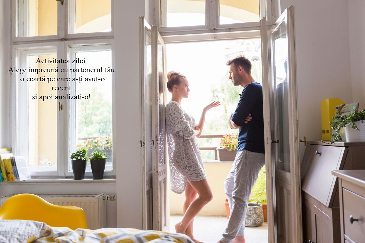 evaluarea disputei - Un minut pentru relația ta – Mai 4- Consecința disputei maritale