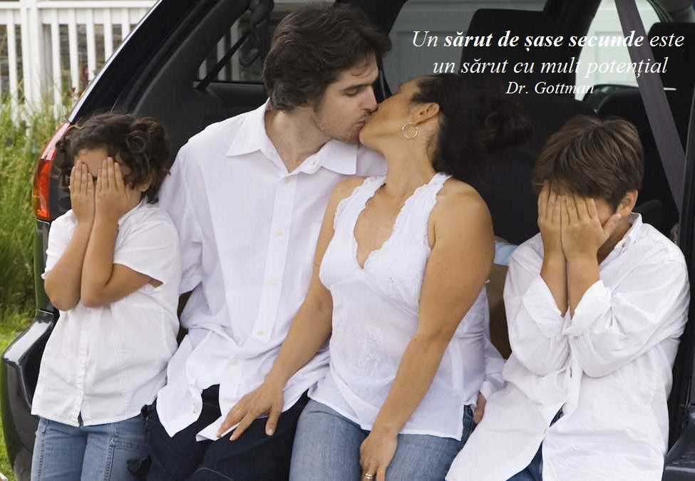 sarut sase sec - Un minut... pentru relația ta – Mai 26- Un sărut de șase secunde