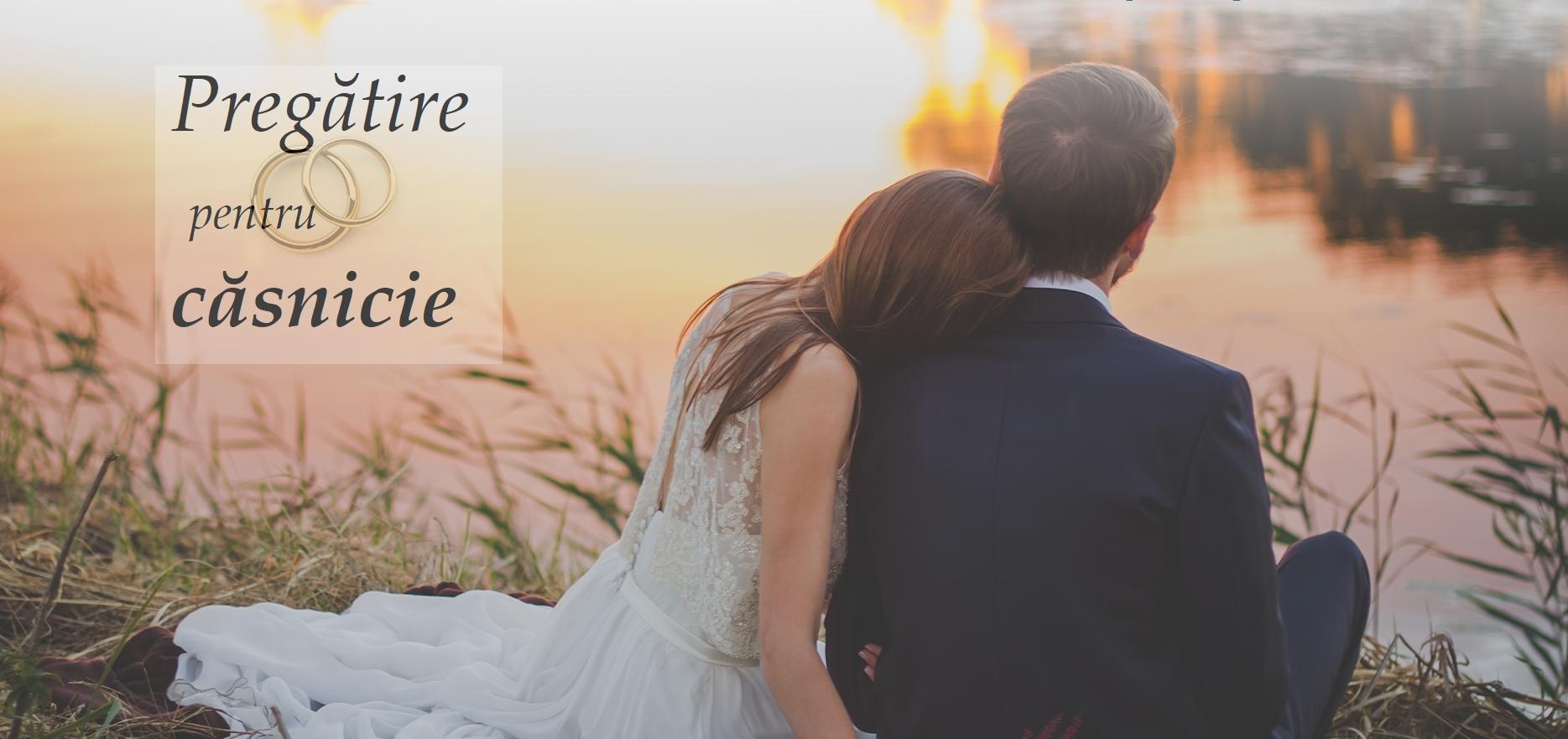 preMARITAL - Pregătire pentru căsnicie